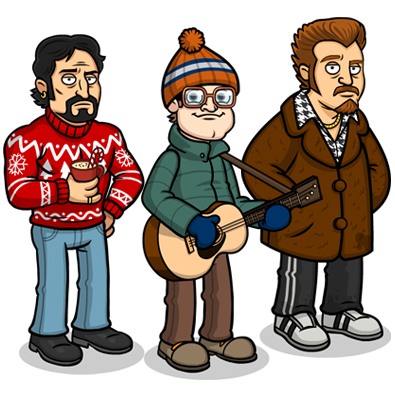 Trailer Park Boys Game: Greasy Money - Christmas